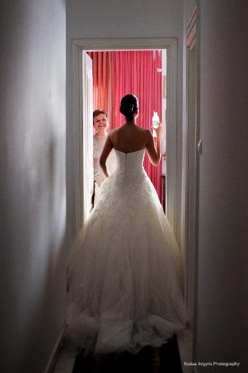 Προετοιμασία της νύφης