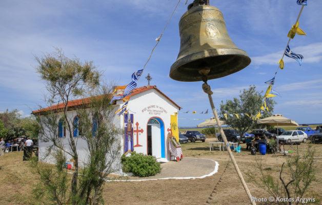 Tο πανηγυράκι στον Αγιο Νικόλαο τον Μετσοβίτη στο Φανάρι Επανομής